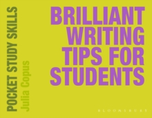 Brilliant Writing Tips for Students, PDF eBook