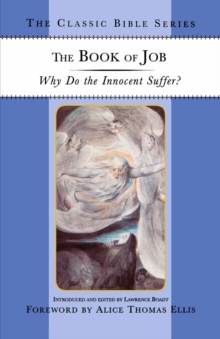 The Book of Job : Why Do the Innocent Suffer?, PDF eBook