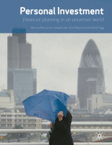 Personal Investment: financial planning in an uncertain world, PDF eBook