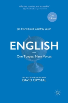 English - One Tongue, Many Voices, PDF eBook