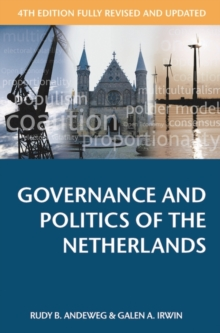 Governance and Politics of the Netherlands, Paperback / softback Book