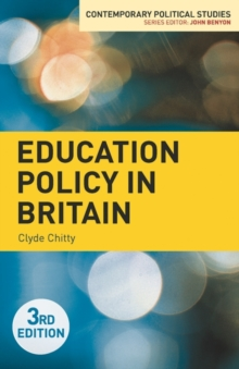 Education Policy in Britain, Paperback / softback Book