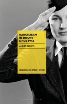Nationalism in Europe since 1945, Paperback Book