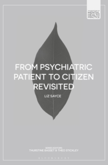From Psychiatric Patient to Citizen Revisited, Paperback Book