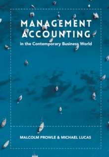 Management Accounting in the Contemporary Business World, PDF eBook