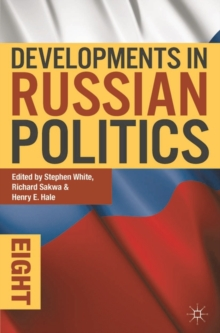 Developments in Russian Politics 8, Paperback Book