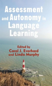 Assessment and Autonomy in Language Learning, Hardback Book