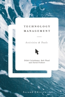 Technology Management : Activities and Tools, Paperback Book