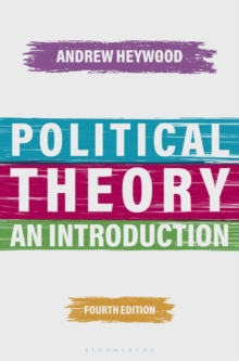 Political Theory : An Introduction, Paperback / softback Book