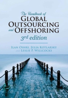 The Handbook of Global Outsourcing and Offshoring 3rd edition, Hardback Book