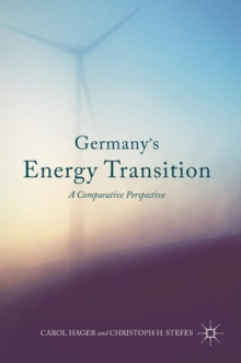 Germany's Energy Transition : A Comparative Perspective, Hardback Book