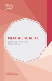 Mental Health, Paperback Book