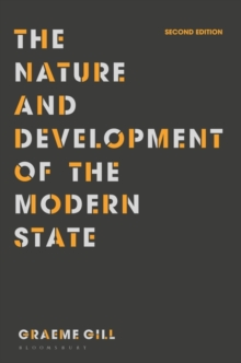 The Nature and Development of the Modern State, Paperback Book