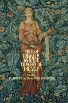 British Idealism and the Concept of the Self, Hardback Book