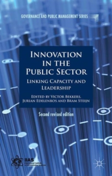 Innovation in the Public Sector : Linking Capacity and Leadership, Paperback / softback Book