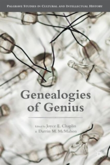 Genealogies of Genius, Paperback Book