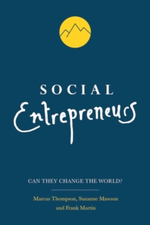 Social Entrepreneurs : Can They Change the World?, Paperback Book