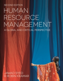 Human Resource Management : A Global and Critical Perspective, Paperback Book