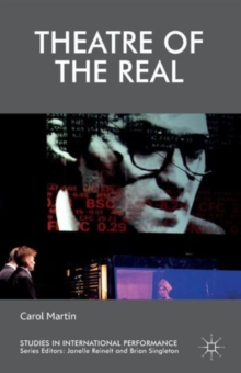 Theatre of the Real, Paperback Book