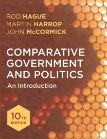 Comparative Government and Politics : An Introduction, Paperback Book