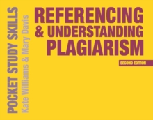 Referencing and Understanding Plagiarism, EPUB eBook