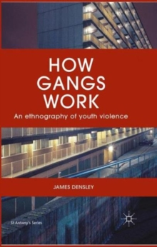 How Gangs Work : An Ethnography of Youth Violence, Paperback Book