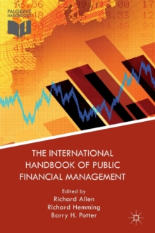 The International Handbook of Public Financial Management, Paperback Book