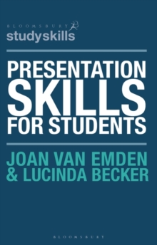 Presentation Skills for Students, Paperback / softback Book