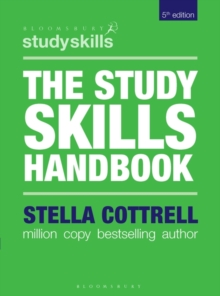 The Study Skills Handbook, Paperback / softback Book