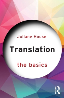 Translation: The Basics, Paperback Book