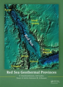 Red Sea Geothermal Provinces, Hardback Book