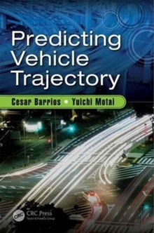 Predicting Vehicle Trajectory, Hardback Book