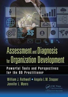 Assessment and Diagnosis for Organization Development : Powerful Tools and Perspectives for the OD Practitioner, Paperback Book