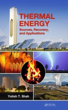 Thermal Energy : Sources, Recovery, and Applications, Hardback Book