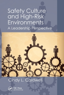 Safety Culture and High-Risk Environments : A Leadership Perspective, Paperback Book