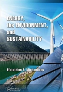Energy, the Environment, and Sustainability, Paperback / softback Book