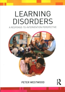 Learning Disorders : A Response-to-Intervention Perspective, Paperback Book