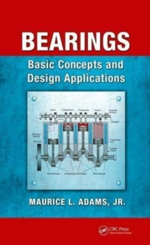 Bearings : Basic Concepts and Design Applications, Hardback Book