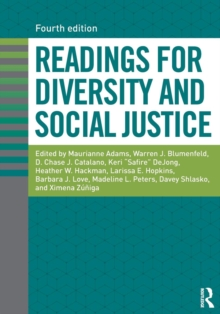 Readings for Diversity and Social Justice, Paperback Book