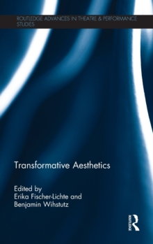 Transformative Aesthetics, Hardback Book