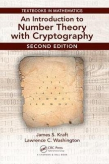 An Introduction to Number Theory with Cryptography, Second Edition, Hardback Book