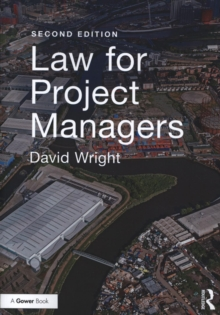 Law for Project Managers, Paperback Book