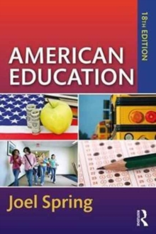 American Education, Paperback Book