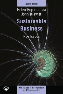 Sustainable Business : Key Issues, Paperback Book