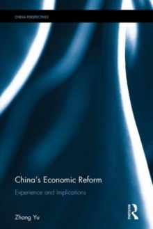 China's Economic Reform : Experience and Implications, Hardback Book