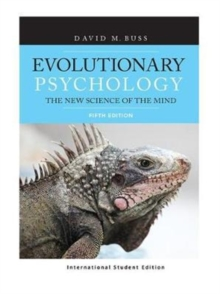 Evolutionary Psychology : The New Science of the Mind (International Student Edition), Paperback Book