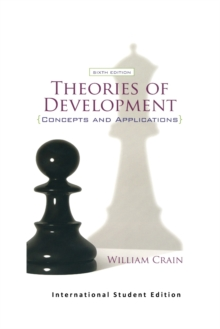 Theories of Development : Concepts and Applications (International Student Edition), Paperback / softback Book