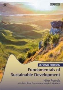 Fundamentals of Sustainable Development, Paperback / softback Book