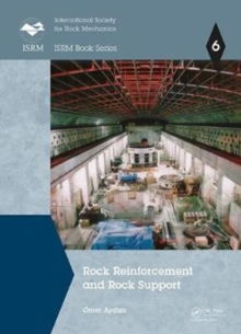 Rock Reinforcement and Rock Support, Hardback Book