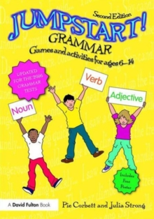 Jumpstart! Grammar : Games and activities for ages 6 - 14, Paperback Book